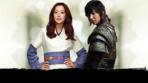 Faith - korean-dramas Wallpaper