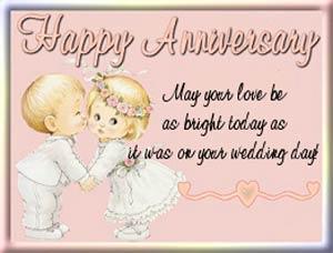 happy anniversary to both