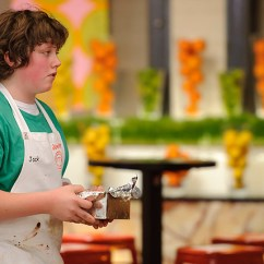 Kitchen Wall Fan Wood Floors Jack Lark Of Junior Masterchef Australia Images ...