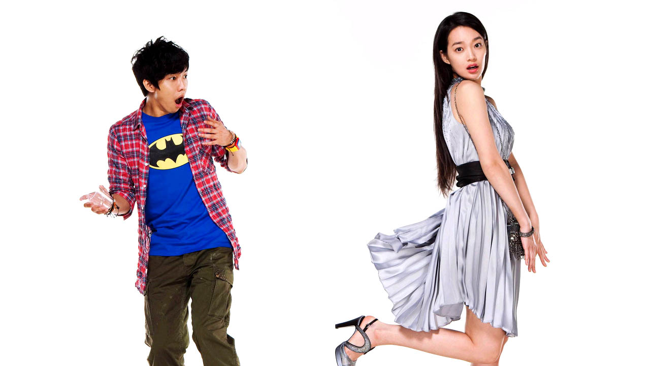 Sassy Girl Chun Hyang Wallpaper My Girlfriend Is A Gumiho Korean Dramas Wallpaper