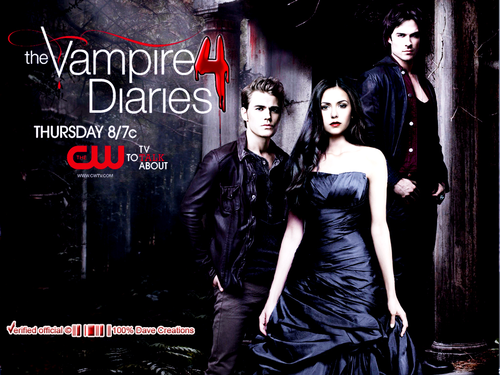 Tvd Season4 Exclusive Wallpapersby Dave