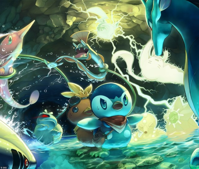 Pokemon Images Pokemon Wallpaper Hd Wallpaper And Background Photos