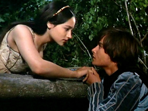 Image result for romeo and juliet balcony zeffirelli