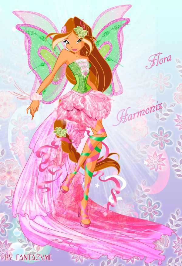 Flora Harmonix The Winx Club Photo 32794222 Fanpop