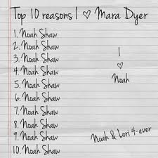 The Unbecoming of Mara Dyer images 10 Reasons why you