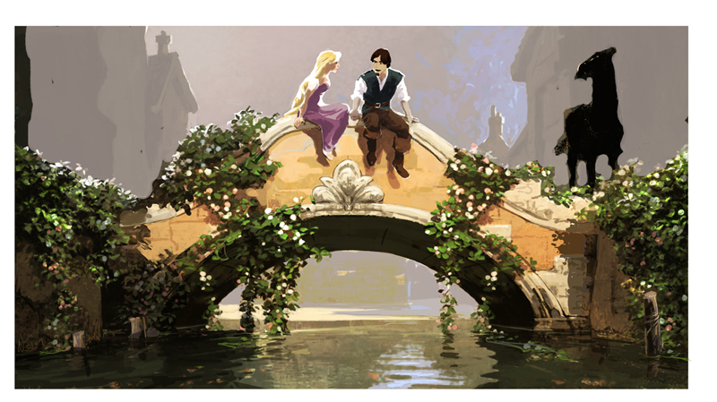 Tangled Concept Art Disney Princess Fan Art 32923242