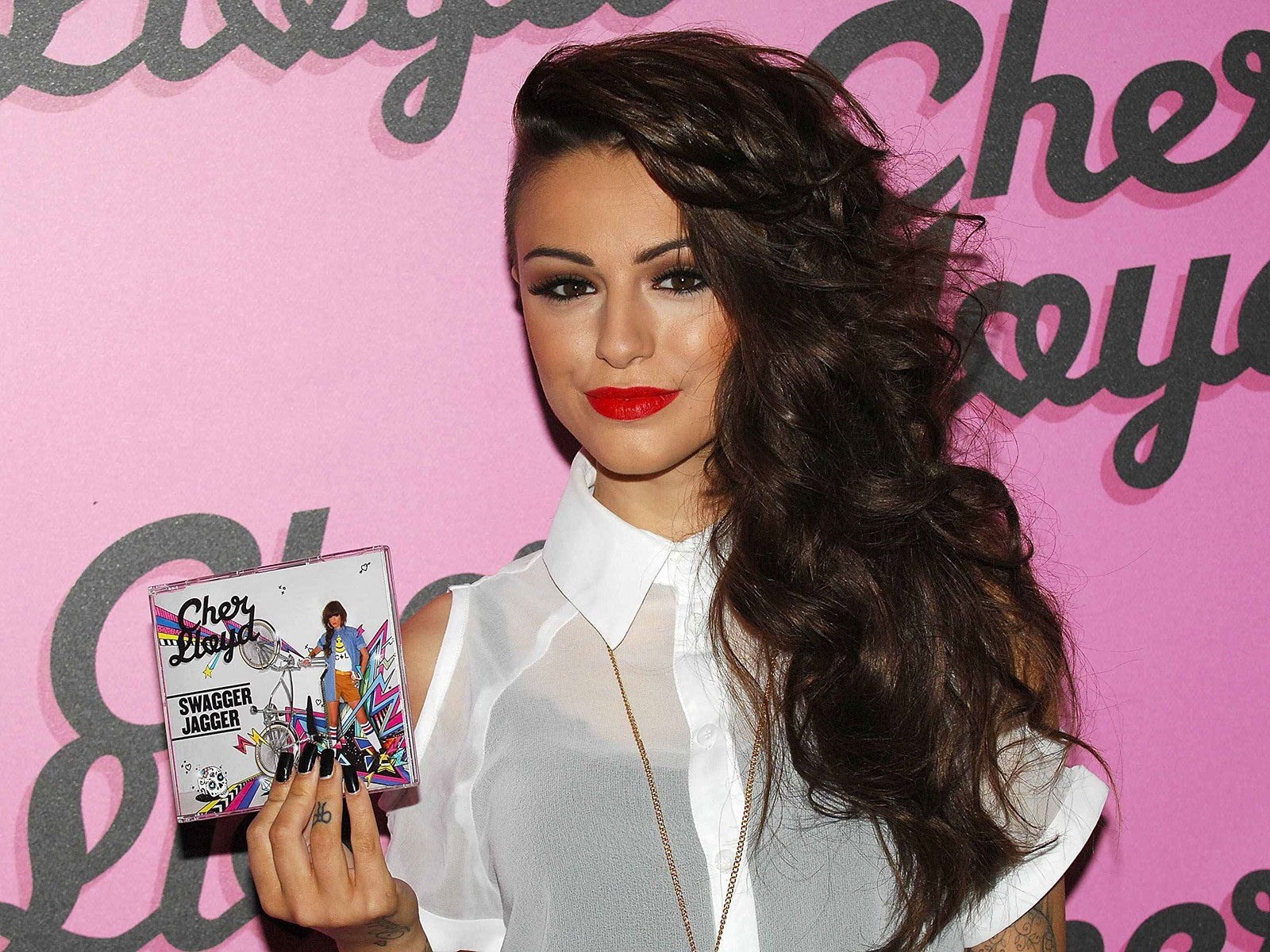 Cher lloyd rocks images Swagger jagger HD wallpaper and background photos 33198225