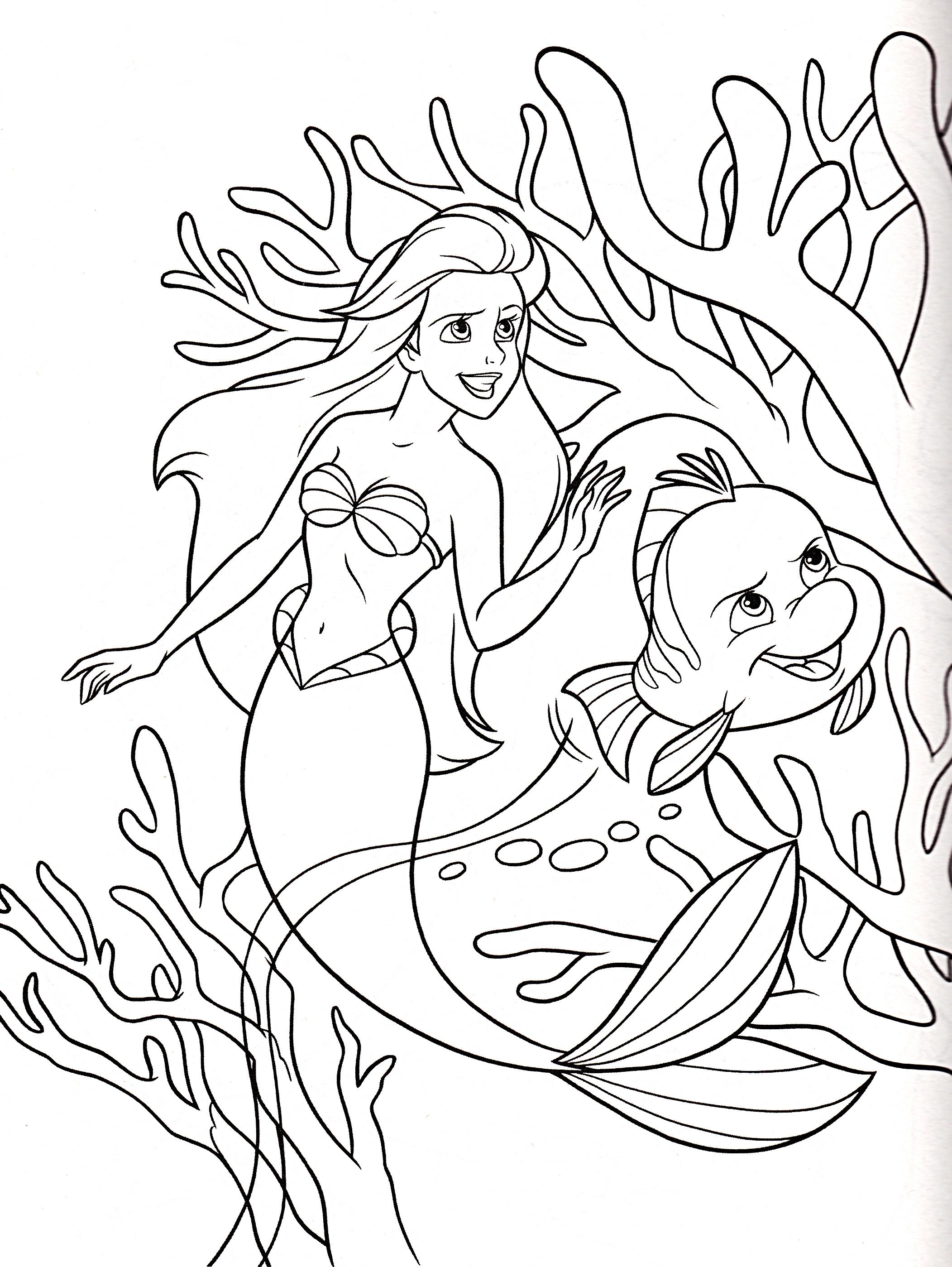 free printable coloring pages disney princess 2015