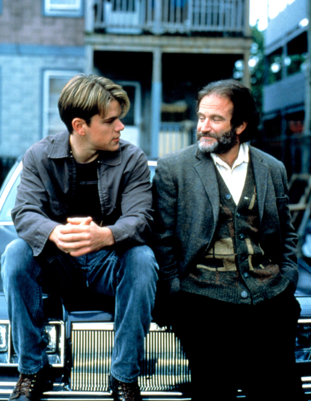 Good Will Hunting - Robin Williams Photo (33200315) - Fanpop