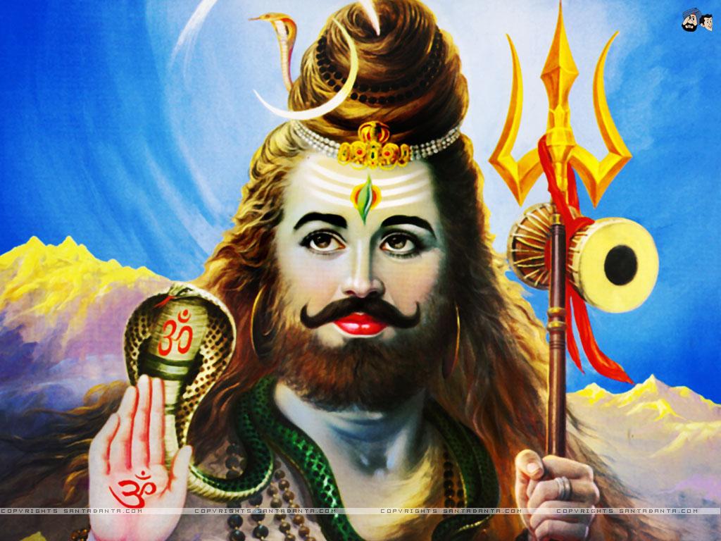 lord shiva gods of