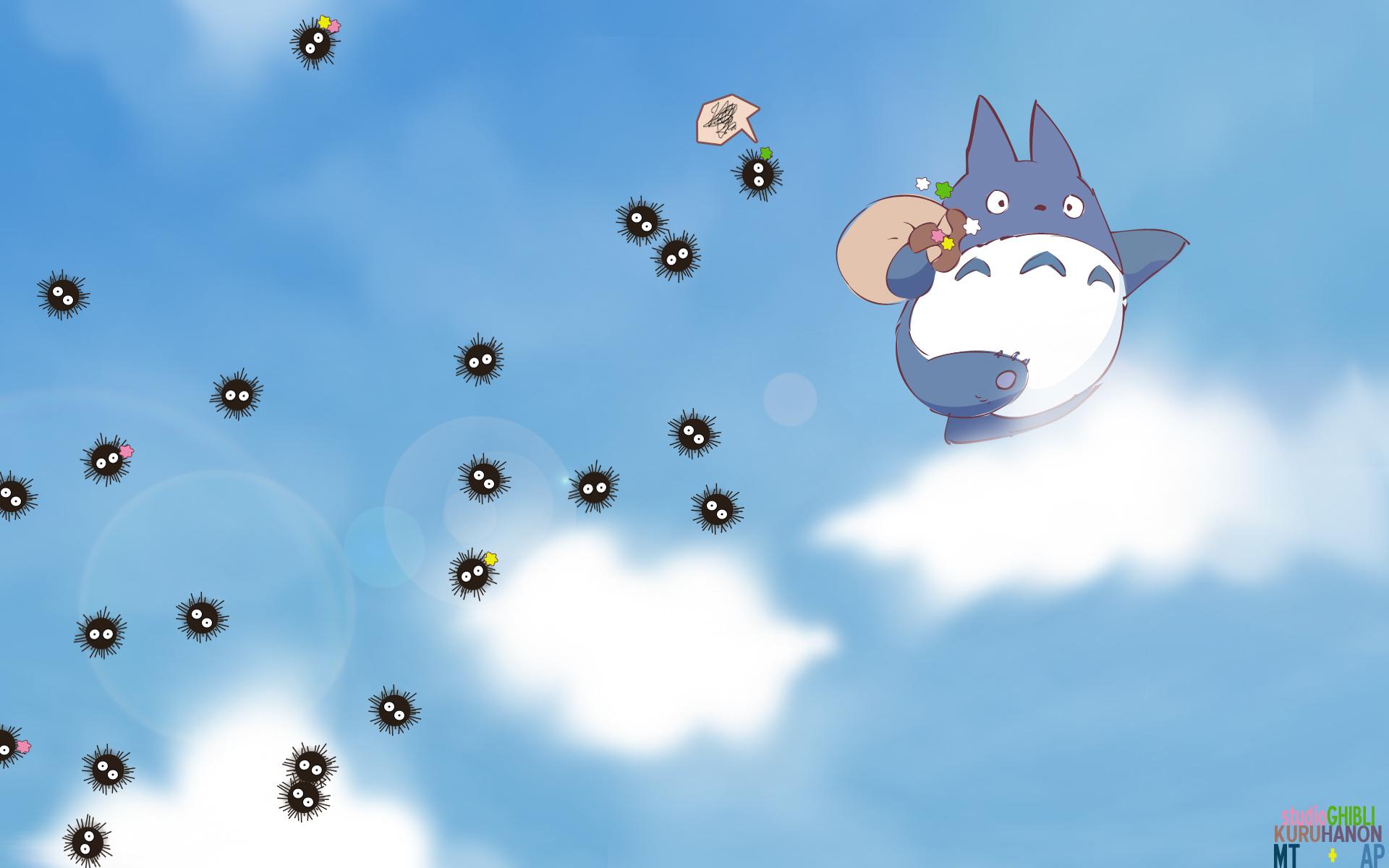 Soot Sprites - My Neighbor Totoro Photo (33302210) - Fanpop