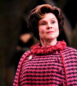 Dolores Umbridge wallpaper possibly with a pullover titled Umbridge