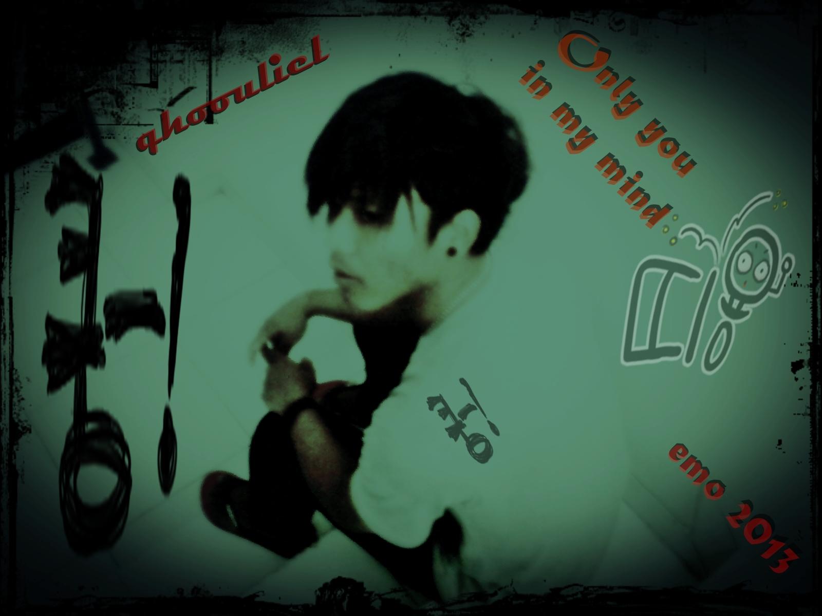 Anime Emo Boy Wallpaper Qhoouliel Abcd Emo Love Wallpaper 33711017 Fanpop