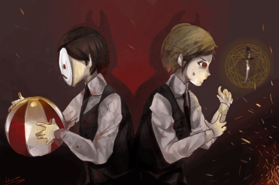 Corpse Party Wallpaper Hd Lucius Images Cry And Pewdiepie Hd Wallpaper And