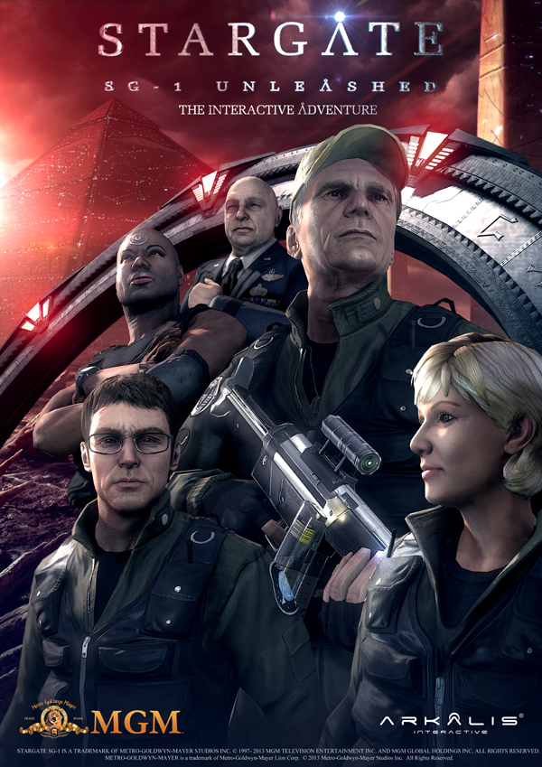 Navy Seal Iphone Wallpaper Stargate Sg 1 Unleashed Game Poster Stargate Sg 1 Photo