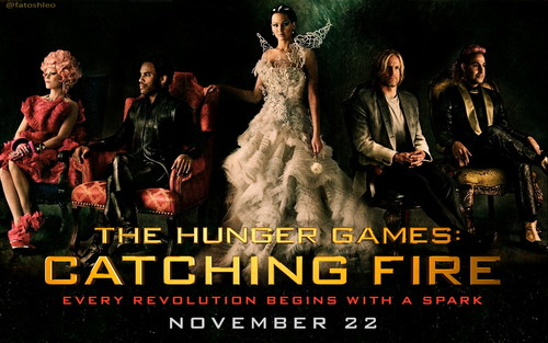 Catching Fire Wallpapers - catching-fire-movie Wallpaper