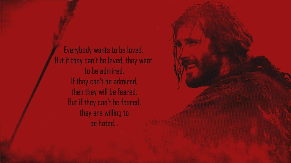Ragnar Lothbrok Wallpaper Quotes Rollo Vikings Tv Series Fan Art 34231469 Fanpop