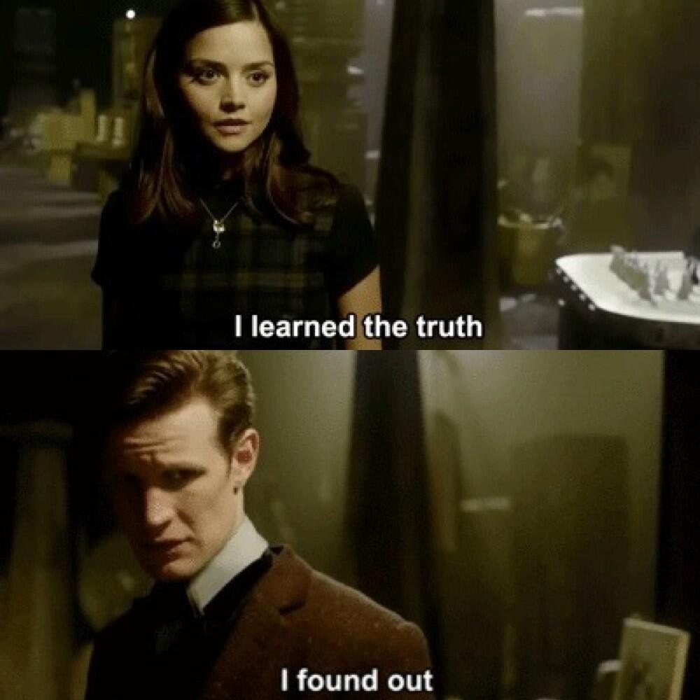 Image result for doctor and clara
