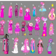 princess bubblegum clothes - adventure