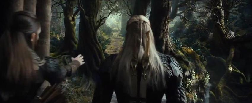 The Hobbit: Desolation of Smaug - First Trailer Screencaps - The Hobbit Photo (34695951) - Fanpop