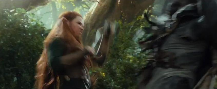 The Hobbit: Desolation of Smaug - First Trailer Screencaps - The Hobbit Photo (34695973) - Fanpop