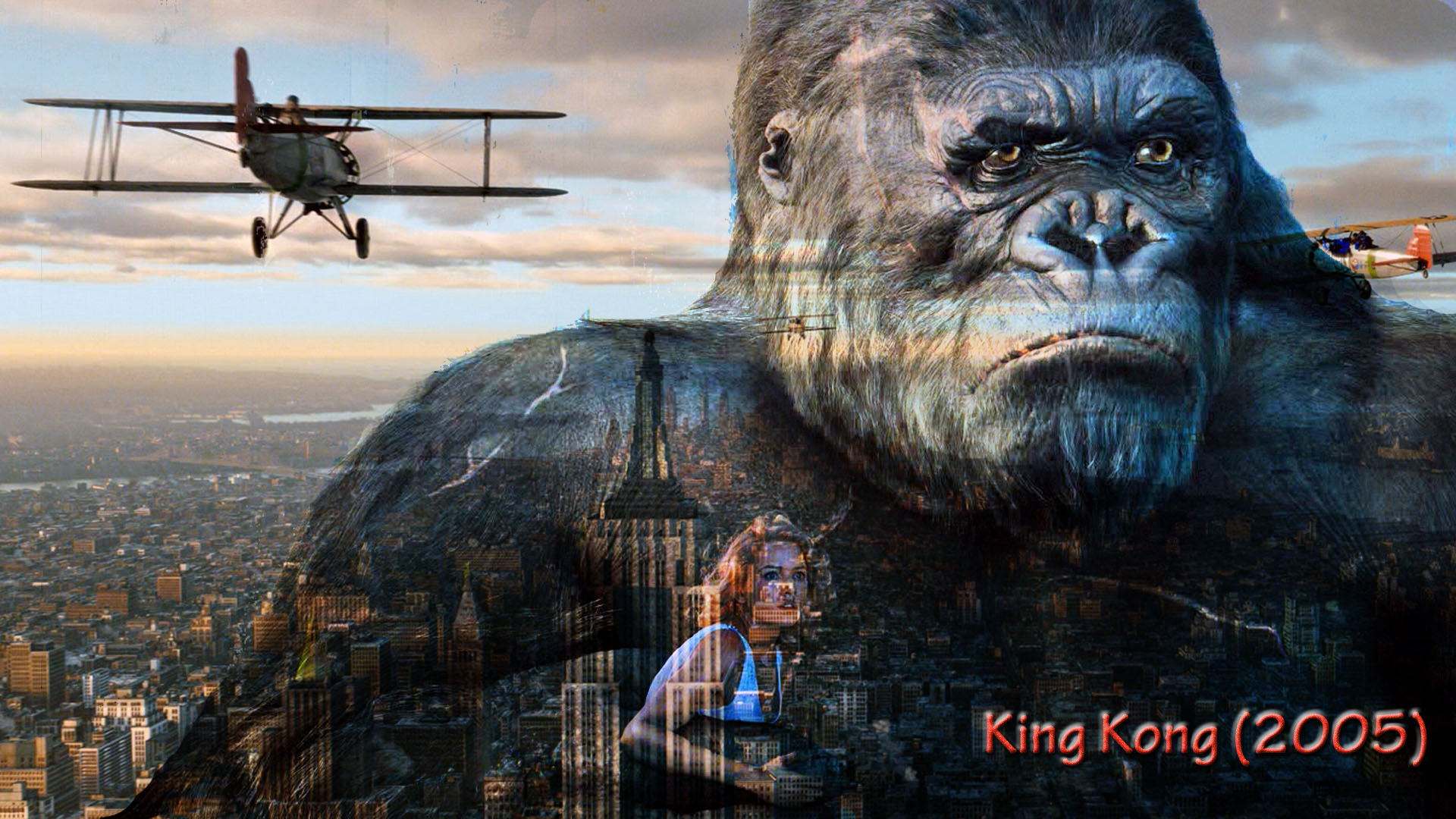 King Kong 2005 - Movies Wallpaper (34783047) - Fanpop