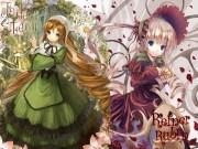 kawaii anime rozen maiden