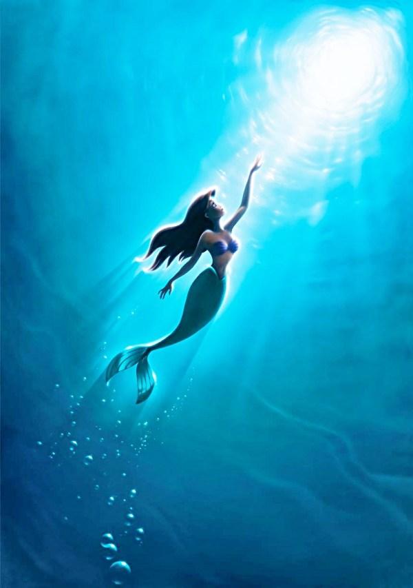 Disney Little Mermaid Characters