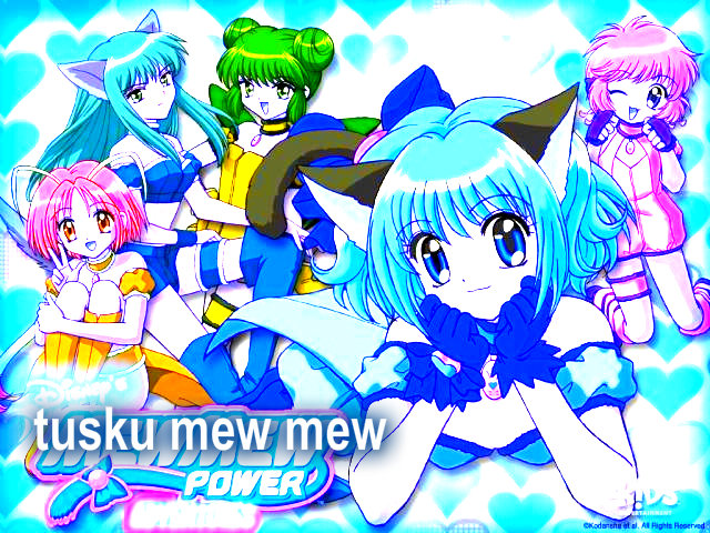 Zoey Power Mew Mew Corina