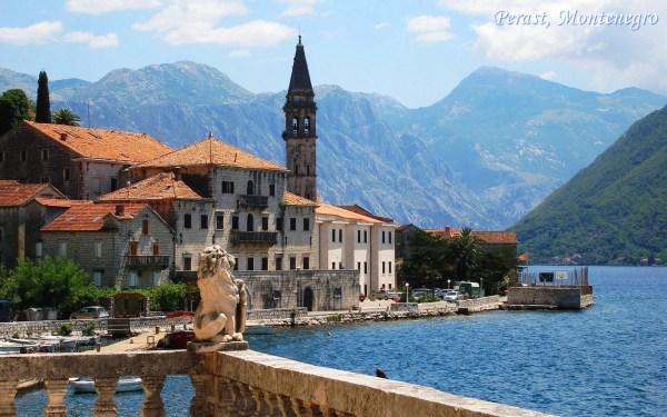 Montenegro images Beautiful Adriatic coastline Eastern