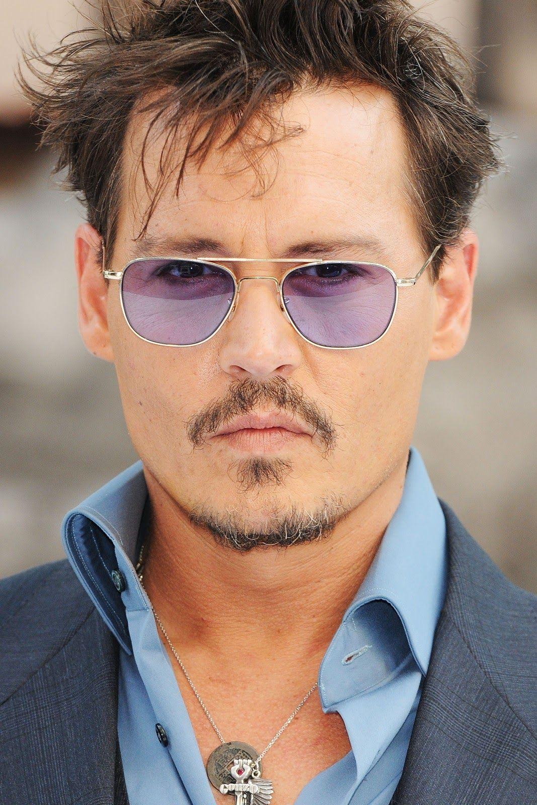 Depp Sexy New Look 2013  Hottest Actors Photo (35238860