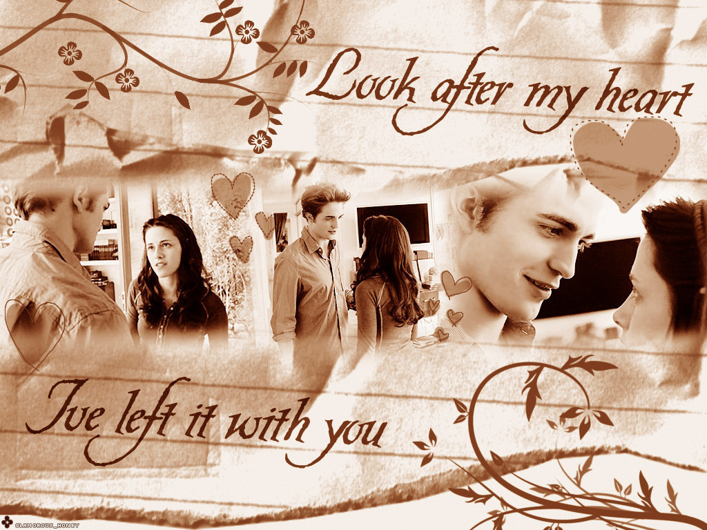 Twilight Saga Quotes Wallpaper Twilight Quotes Cullen Family And Jake Wallpaper