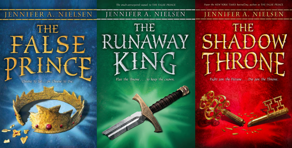 Image result for the ascendance trilogy