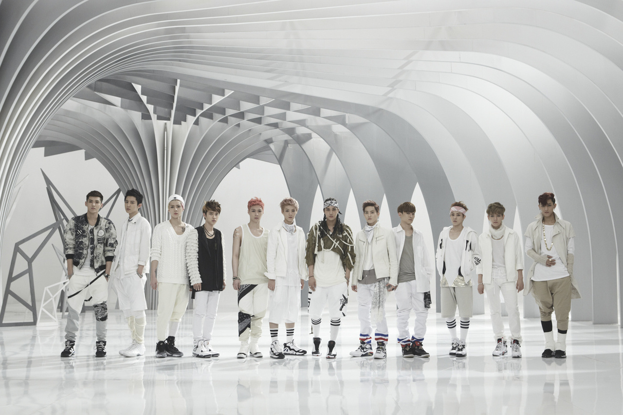 exo m images wolf hd wallpaper and background photos