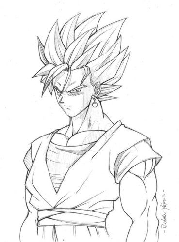 Goku Black Ssj Rose Wallpaper