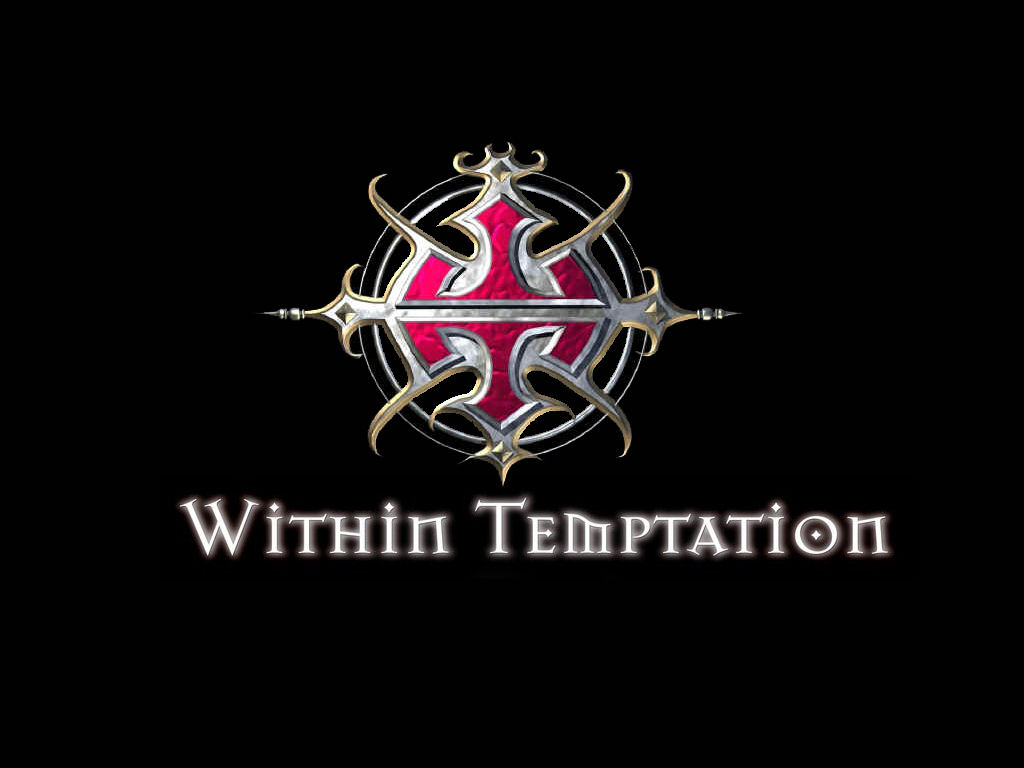 within temptation logo wallpaper
