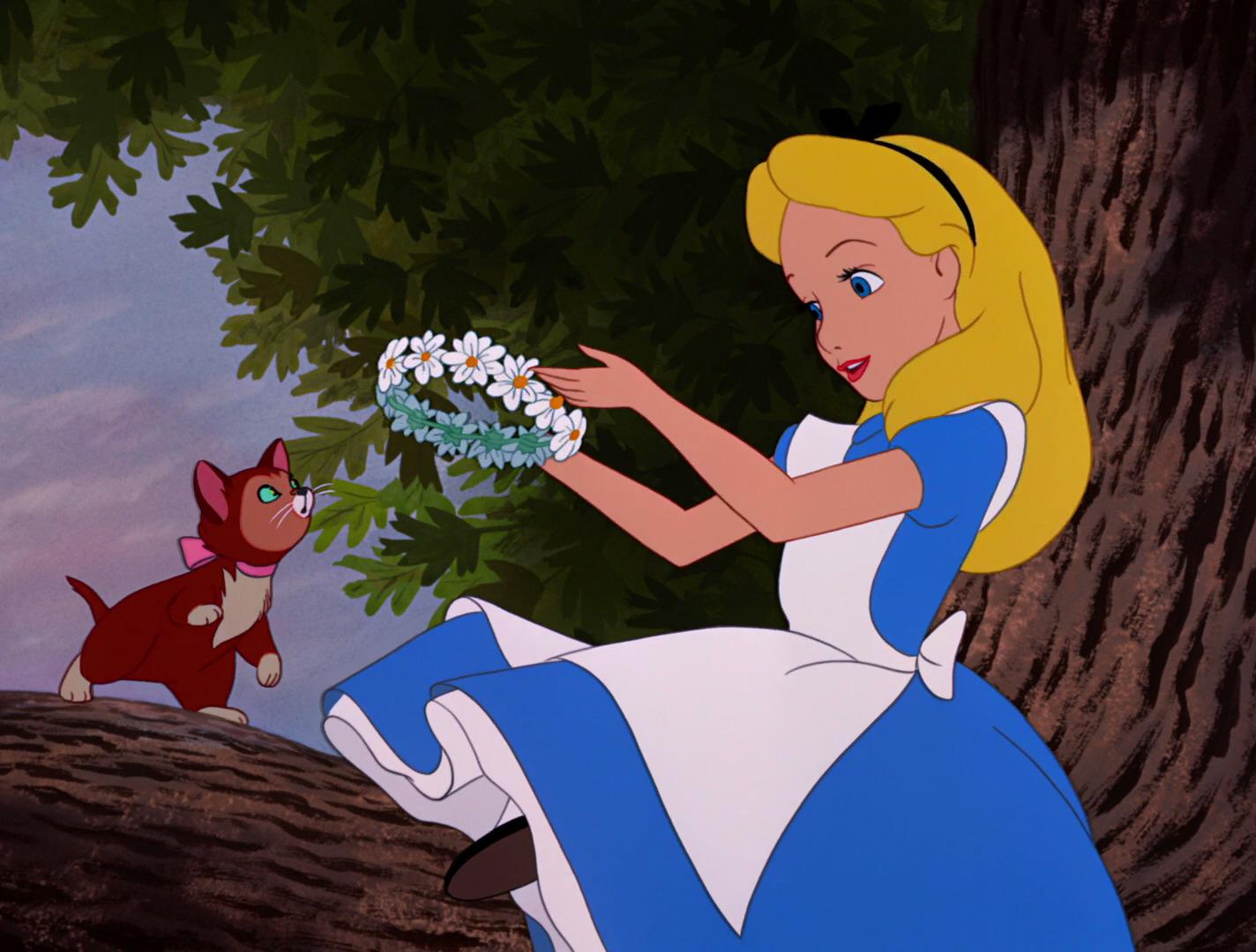 Image result for Alice in Wonderland 1951
