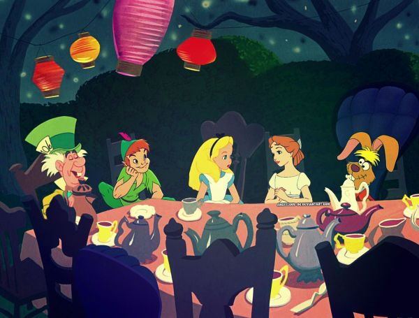 Coolest Disney Crossover Fan Art - Wake Cinderella Guff
