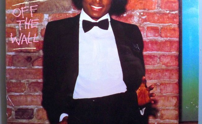 1979 Epic Release Off The Wall Michael Jackson Photo