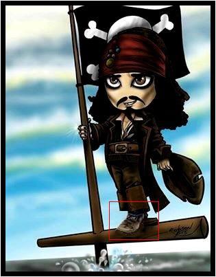 cartoon jack 3 captain