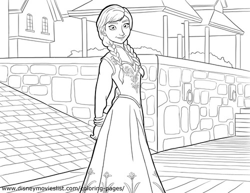 Frozen images Frozen Coloring Pages HD wallpaper and