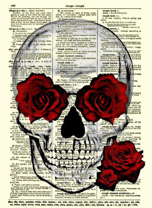 Skulls Images Skullflowers Wallpaper And Background