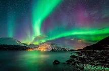 Aurora Borealis - Space 36270547 Fanpop