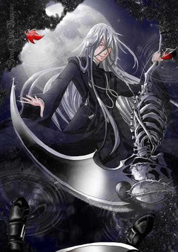 Undertaker Black Butler Images Hd Wallpaper And
