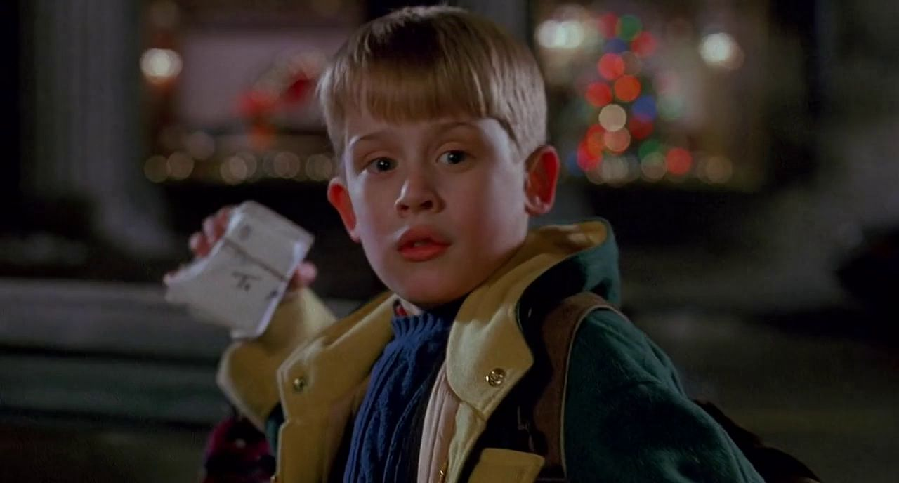 Image Gallery kevin mccallister home alone 2