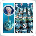 Frozen cupcakes cupcakes photo 36768907 fanpop