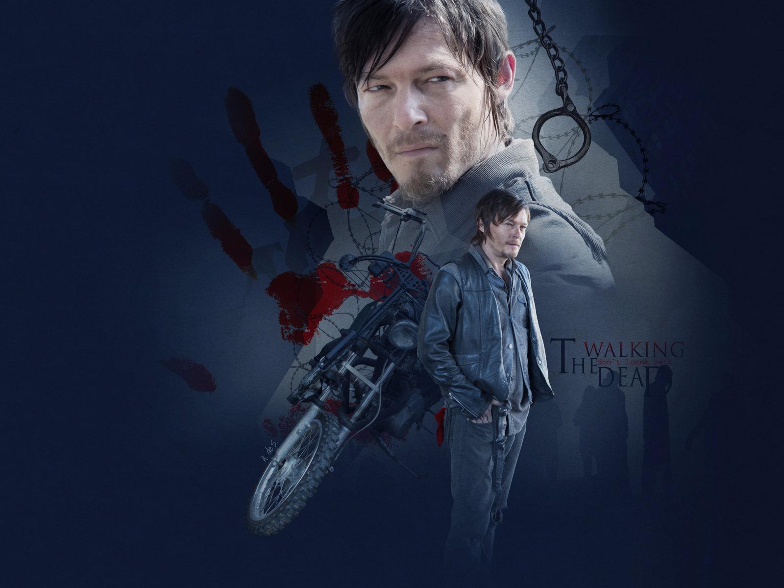 Walking Dead Daryl Dixon Wallpaper