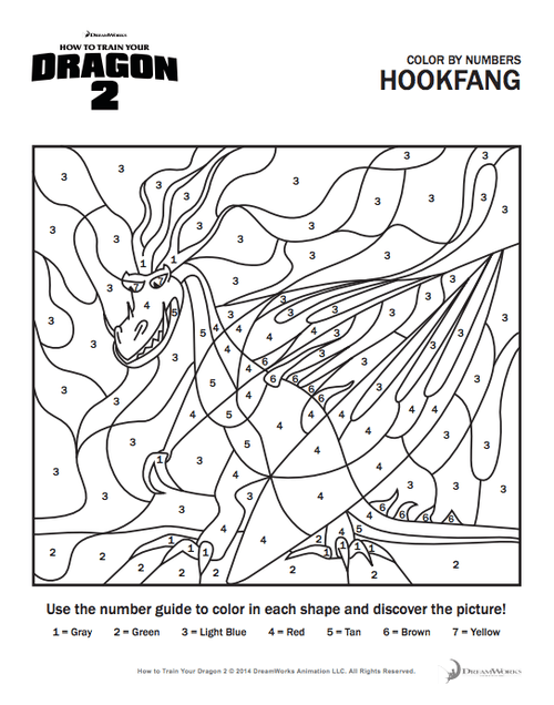 How to Train Your Dragon images Dragons 2 Coloring Pages