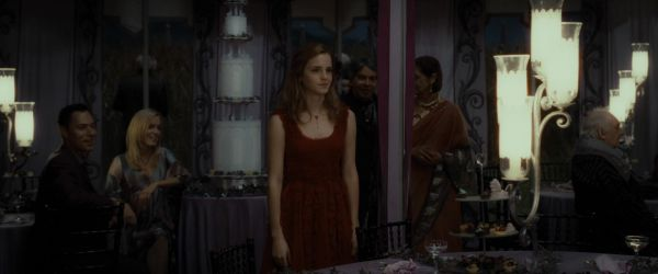 Hermione In Red Dress - Granger 36839891
