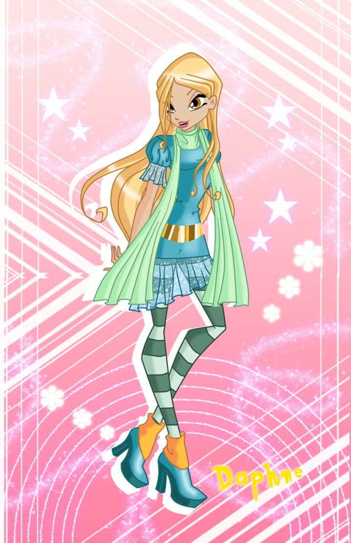 Wings Winx Enchantix Club Diaspro